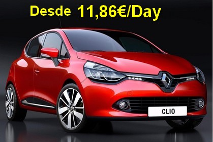 Renault Clio Low Cost Car